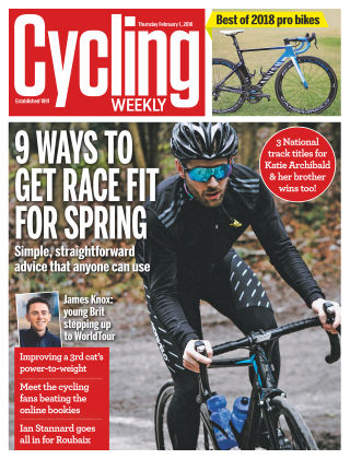 Cycling Weekly 1st February 2018