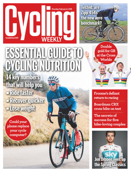 Cycling Weekly February 08, 2018 00:00