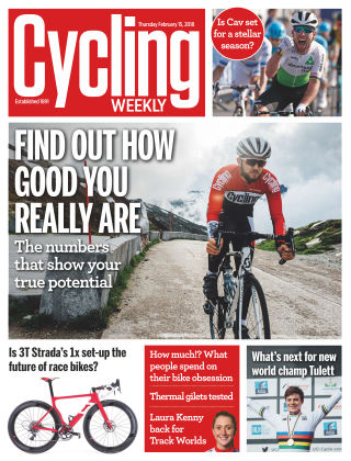 Cycling Weekly 15th February  2018