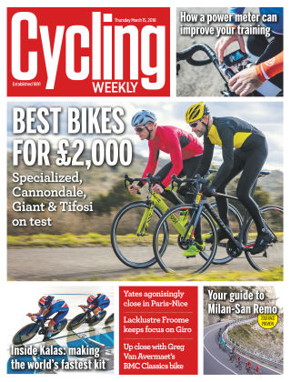 Cycling Weekly 15th March 2018