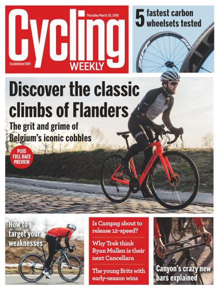 Cycling Weekly March 29, 2018 00:00