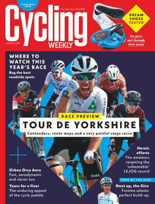 Cycling Weekly 26th April 2018