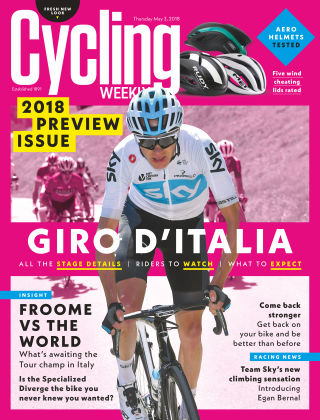 Cycling Weekly 3rd May 2018