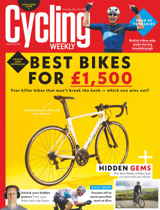 Cycling Weekly 10th May 2018