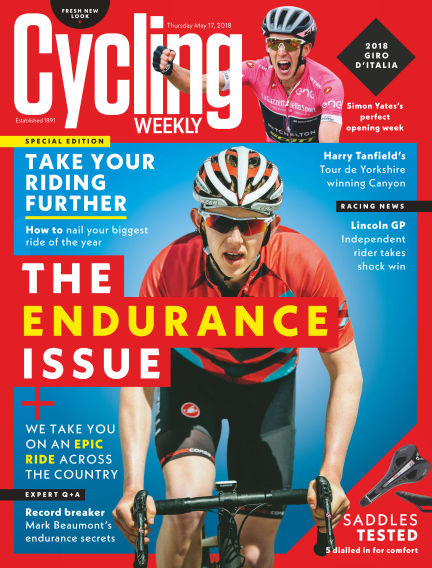 Cycling Weekly May 17, 2018 00:00