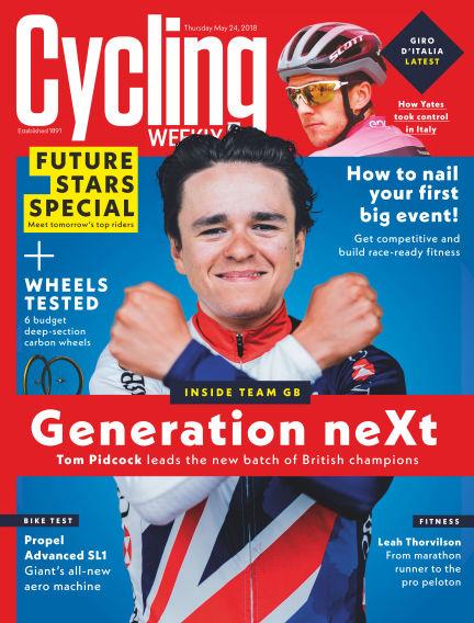 Cycling Weekly May 24, 2018 00:00