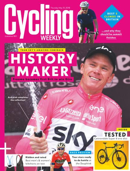 Cycling Weekly May 31, 2018 00:00