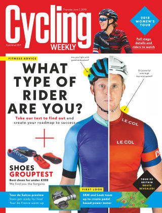 Cycling Weekly 7th June 2018