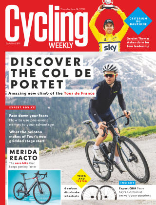 Cycling Weekly 14th June 2018