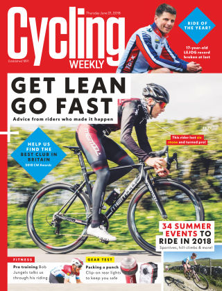 Cycling Weekly 21st June 2018