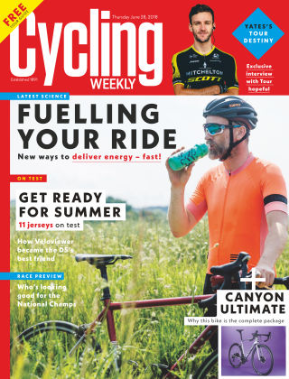 Cycling Weekly 28th June 2018