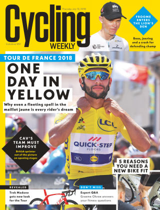 Cycling Weekly 12th July 2018