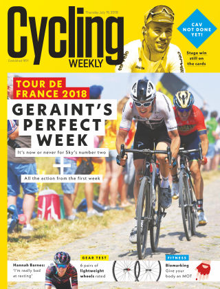 Cycling Weekly 19th July 2018