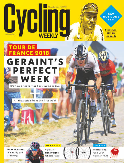 Cycling Weekly July 19, 2018 00:00