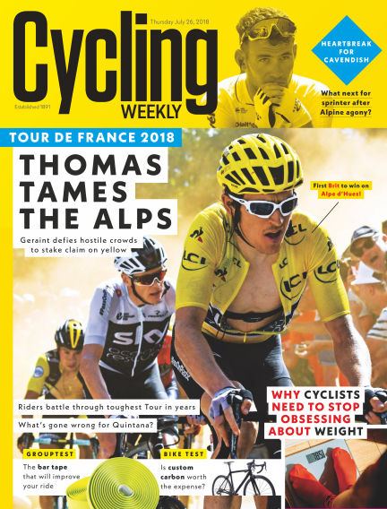 Cycling Weekly July 26, 2018 00:00