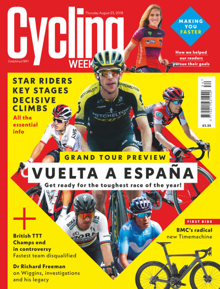 Cycling Weekly August 23, 2018 00:00