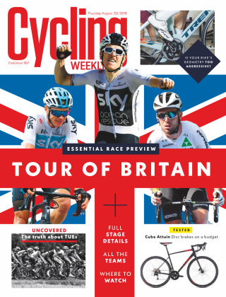 Cycling Weekly 30th August 2018