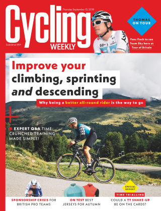 Cycling Weekly 13th September 2018