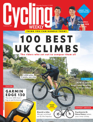 Cycling Weekly 11th October 2018