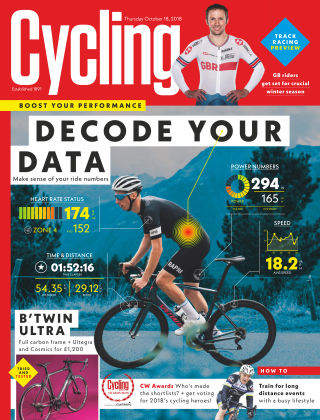 Cycling Weekly 18th October 2018
