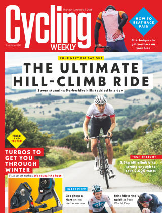 Cycling Weekly 25th October 2018