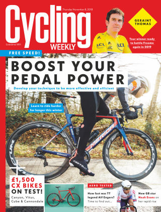 Cycling Weekly 8th November 2018
