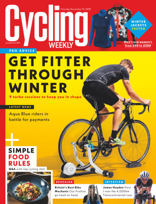 Cycling Weekly Nov 15 2018
