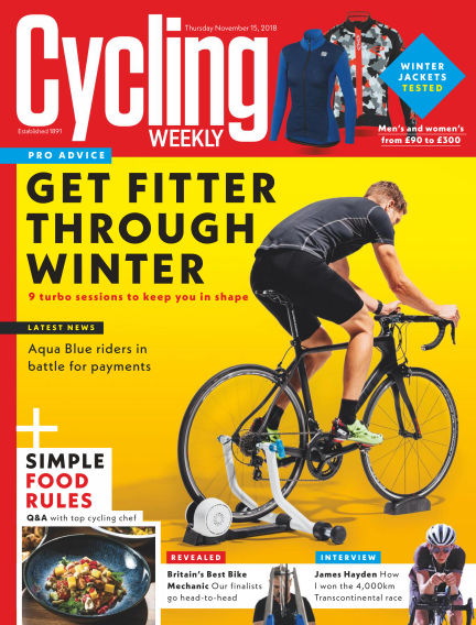 Cycling Weekly November 15, 2018 00:00