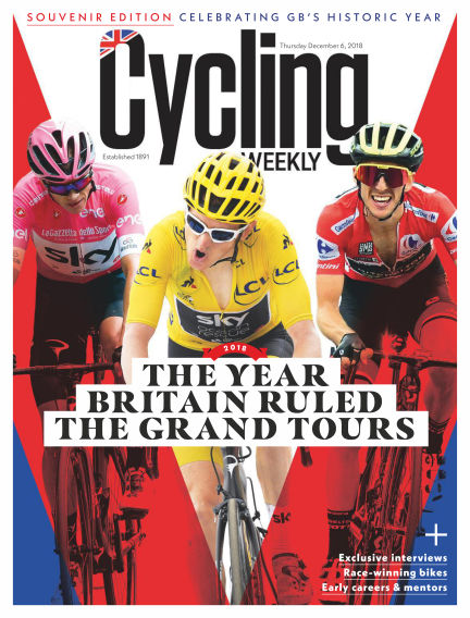 Cycling Weekly December 06, 2018 00:00