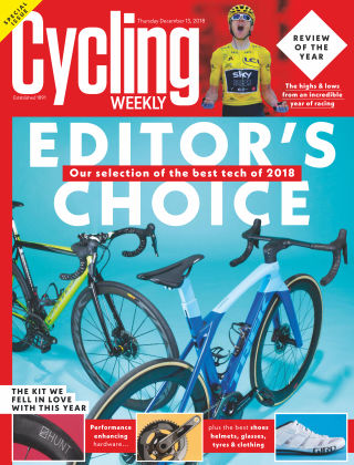 Cycling Weekly Dec 13 2018