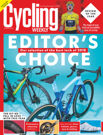 Cycling Weekly December 13, 2018 00:00