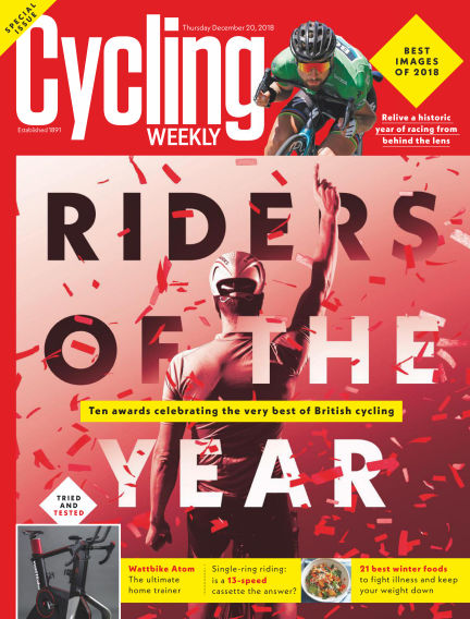 Cycling Weekly December 20, 2018 00:00