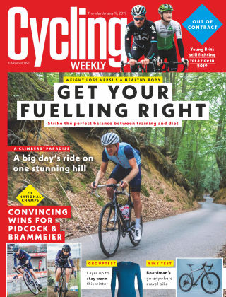 Cycling Weekly Jan 17 2019