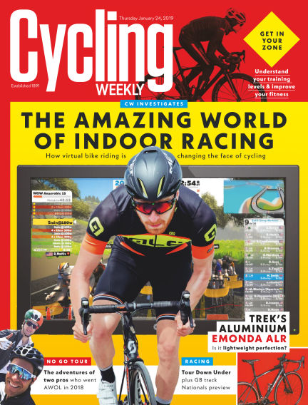Cycling Weekly January 24, 2019 00:00