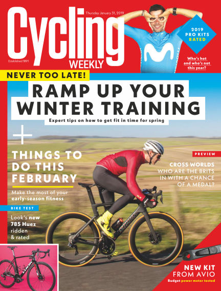 Cycling Weekly January 31, 2019 00:00