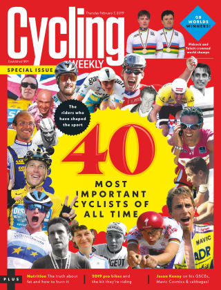 Cycling Weekly Feb 7 2019