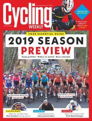 Cycling Weekly Feb 21 2019