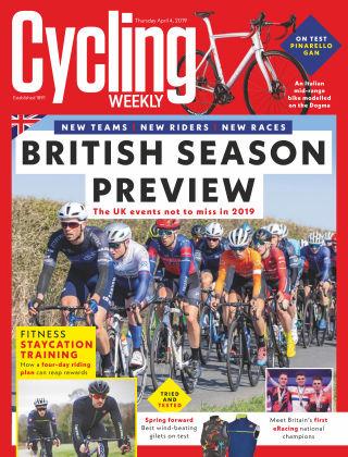 Cycling Weekly Apr 4 2019