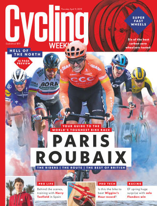 Cycling Weekly Apr 11 2019