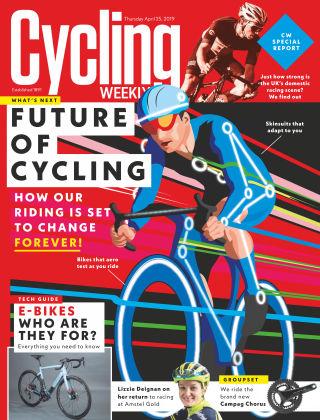 Cycling Weekly Apr 25 2019