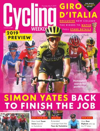 Cycling Weekly May 9 2019