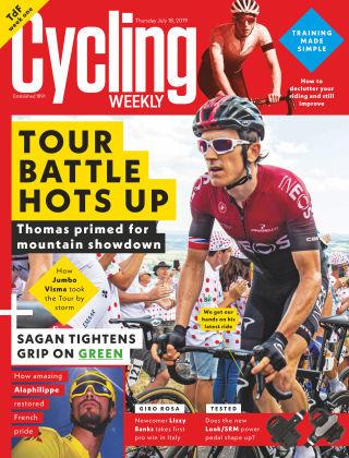 Cycling Weekly Jul 18 2019