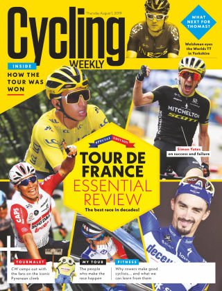 Cycling Weekly Aug 1 2019