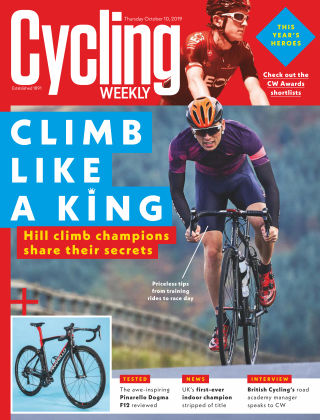 Cycling Weekly Oct 10 2019
