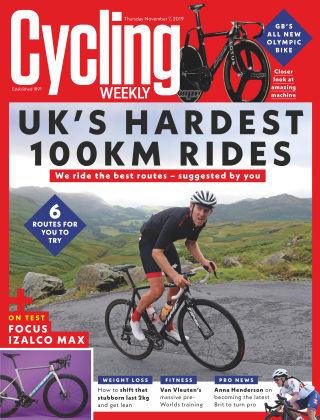 Cycling Weekly Nov 7 2019