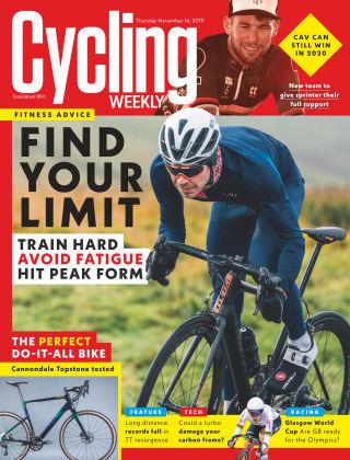 Cycling Weekly Nov 14 2019
