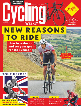 Cycling Weekly 4th June 2020