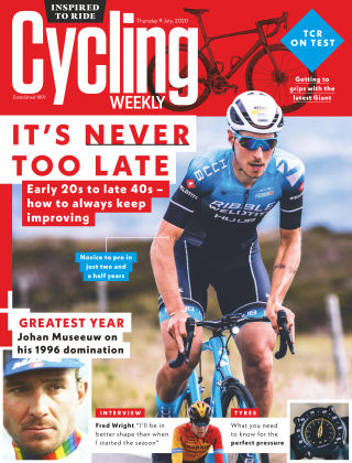 Cycling Weekly 9th July 2020