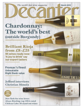 Decanter March 2015