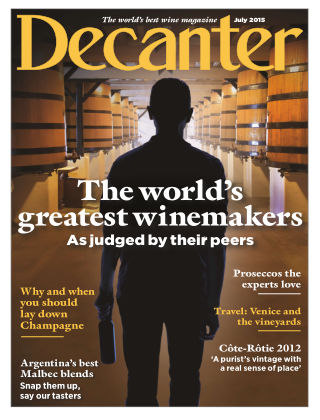 Decanter July 2015